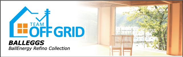 太陽光による完全自立循環型住宅 チームオフグリッドプロジェクト