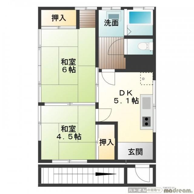 大田区東雪谷4丁目 【賃貸居住】一戸建