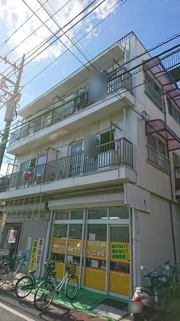大田区東雪谷3丁目 【賃貸居住】マンション