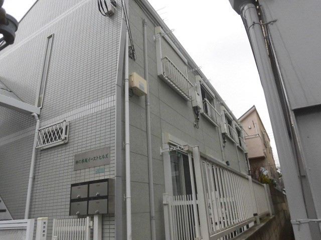 目黒区東が丘1丁目 【賃貸居住】アパート