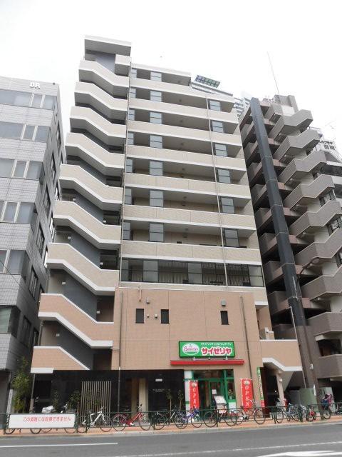 港区芝浦3丁目 【賃貸居住】マンション