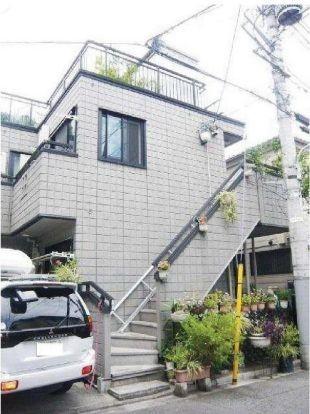 渋谷区恵比寿西2丁目 【賃貸居住】アパート