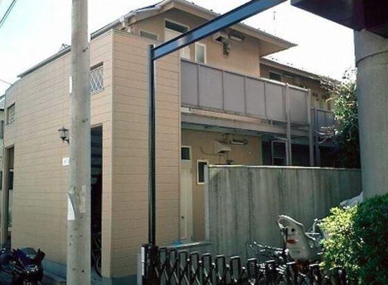 世田谷区等々力8丁目 【賃貸居住】アパート