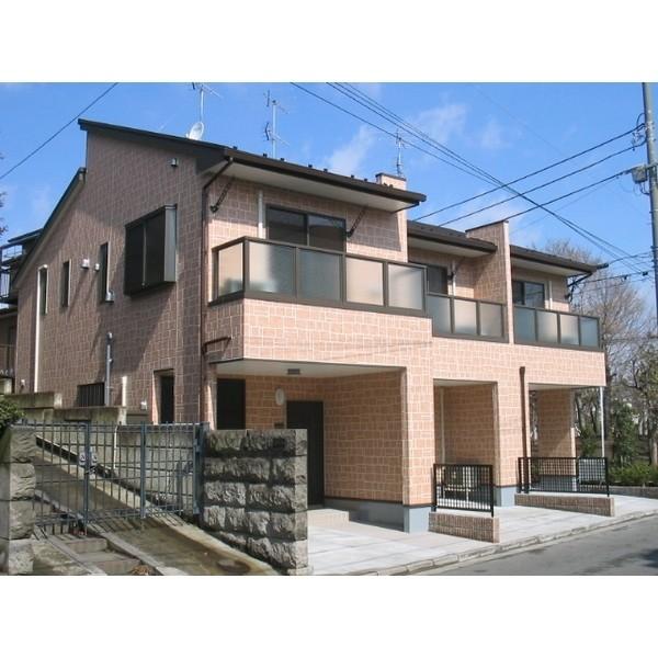 大田区南雪谷5丁目 【賃貸居住】テラスハウス