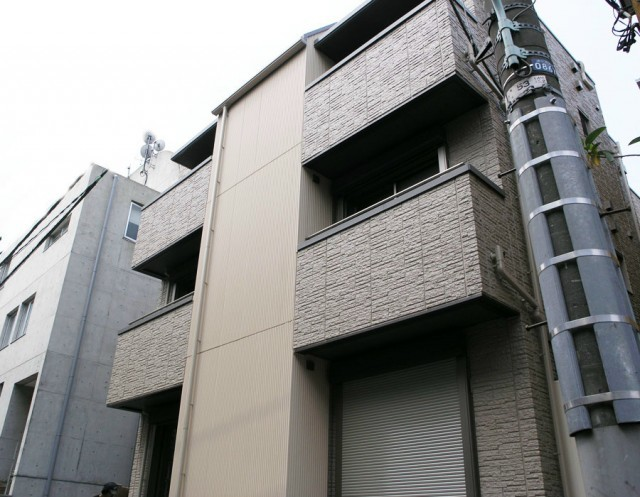 港区六本木7丁目 【賃貸居住】マンション