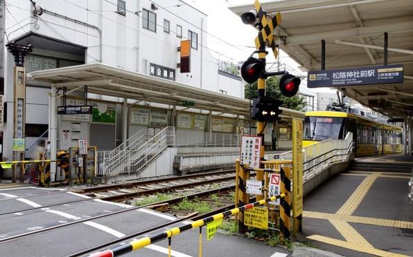 松陰神社駅(周辺)