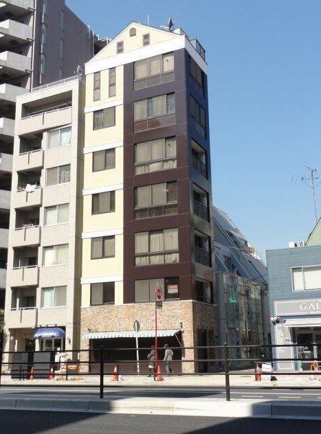 港区白金台5丁目 【賃貸居住】マンション