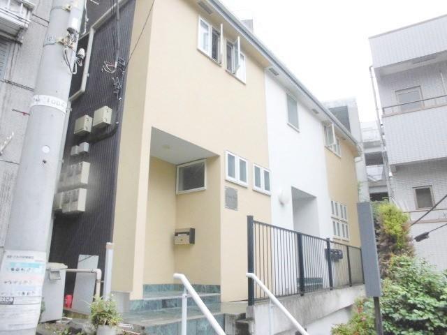 渋谷区恵比寿4丁目 【賃貸居住】アパート