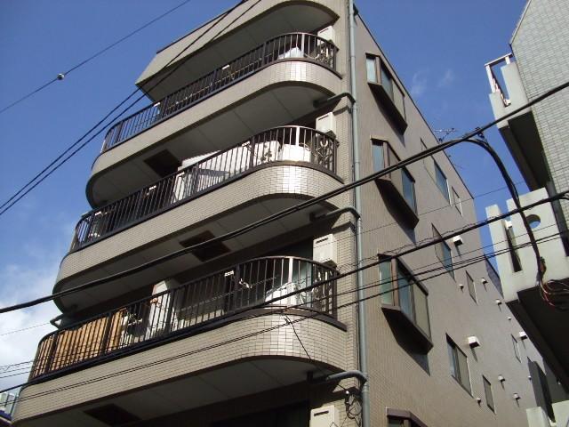 目黒区鷹番1丁目 【賃貸居住】マンション