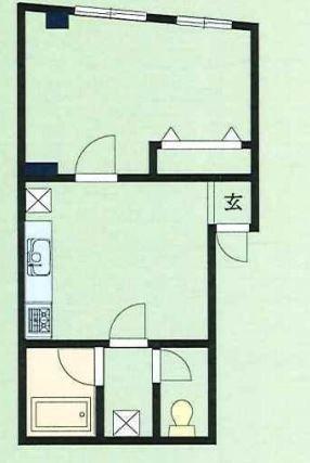 品川区東大井5丁目 【賃貸居住】アパート