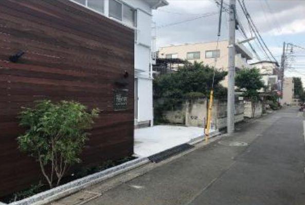 大田区南雪谷4丁目 【賃貸居住】アパート