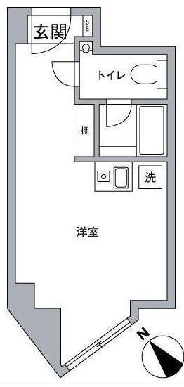 品川区西五反田1丁目 【賃貸居住】マンション