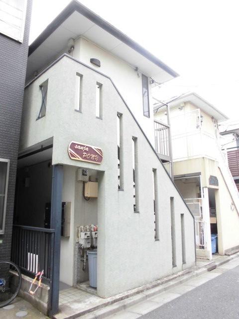 世田谷区下馬2丁目 【賃貸居住】アパート