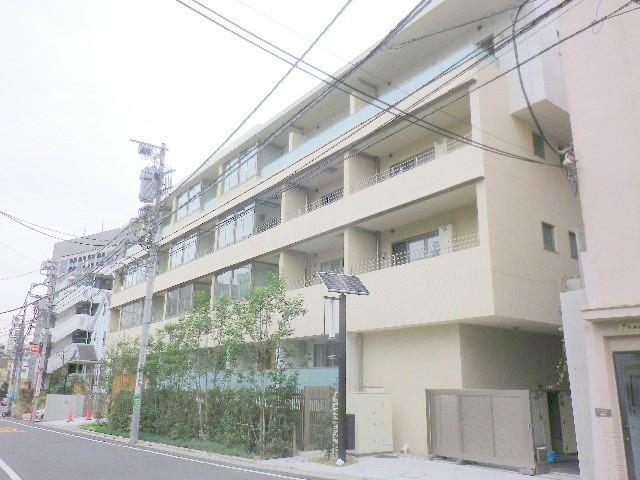 渋谷区猿楽町 【賃貸居住】マンション