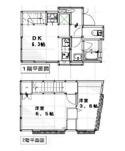 品川区平塚2丁目 【賃貸居住】一戸建