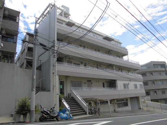 大田区上池台5丁目 【賃貸居住】マンション
