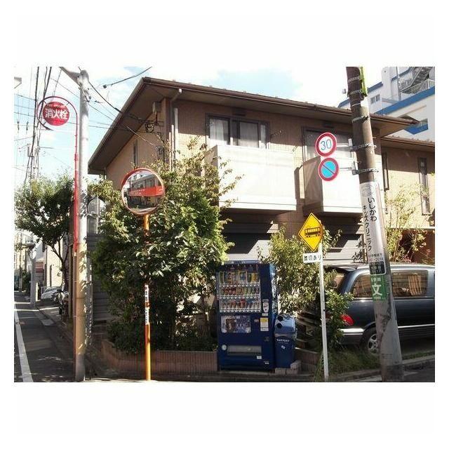 世田谷区世田谷3丁目 【賃貸居住】アパート