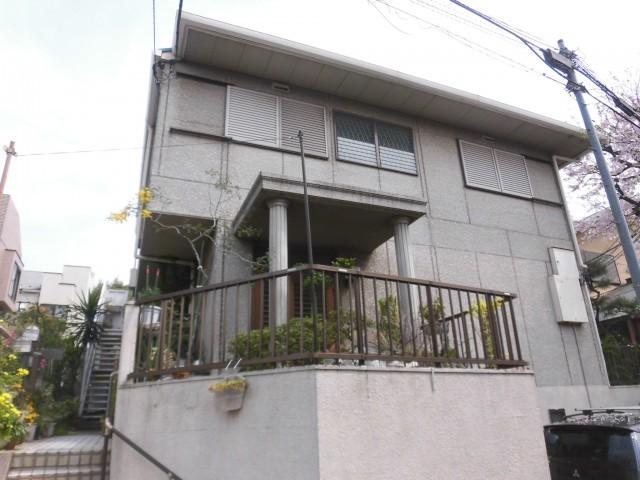 目黒区柿の木坂1丁目 【賃貸居住】アパート