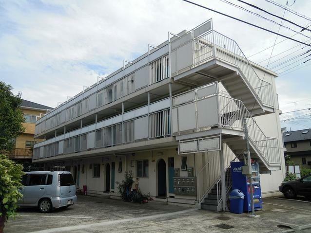 目黒区柿の木坂2丁目 【賃貸居住】マンション