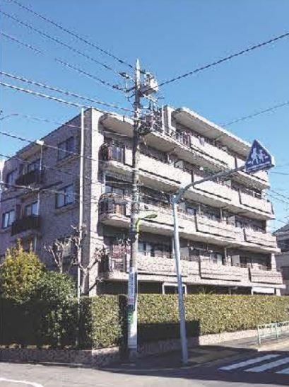 世田谷区玉堤2丁目 【賃貸居住】マンション