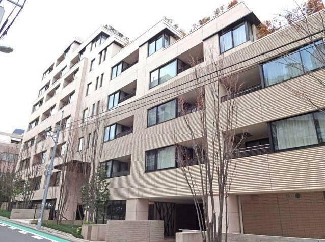 渋谷区恵比寿南3丁目 【賃貸居住】マンション