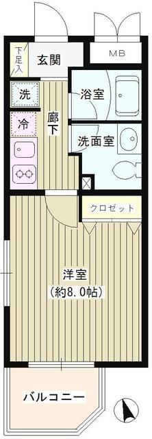 世田谷区奥沢7丁目 【賃貸居住】マンション