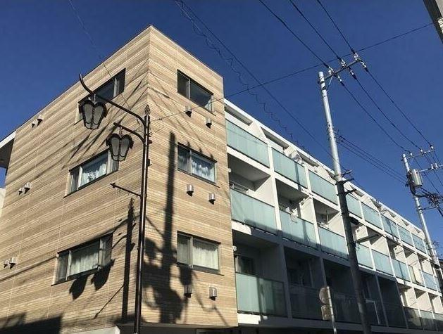 品川区小山5丁目 【賃貸居住】マンション