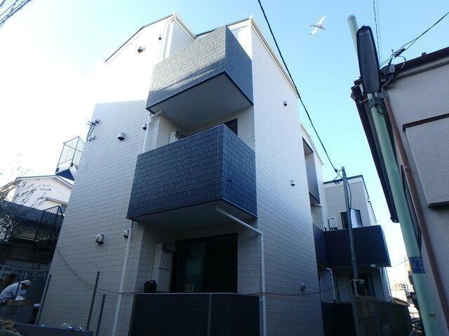 品川区西五反田1丁目 【賃貸居住】アパート