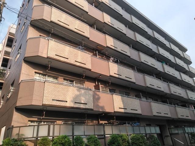 目黒区東山2丁目 【賃貸居住】マンション