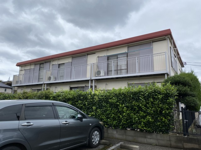 世田谷区上用賀3丁目 【賃貸居住】アパート
