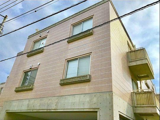 品川区東五反田3丁目 【賃貸居住】マンション