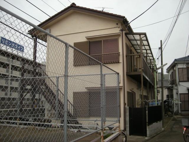 大田区大森西4丁目 【賃貸居住】アパート