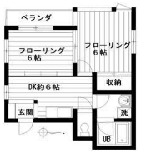 世田谷区若林3丁目 【賃貸居住】マンション