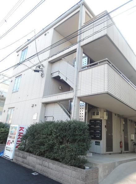 大田区南雪谷1丁目 【賃貸居住】アパート