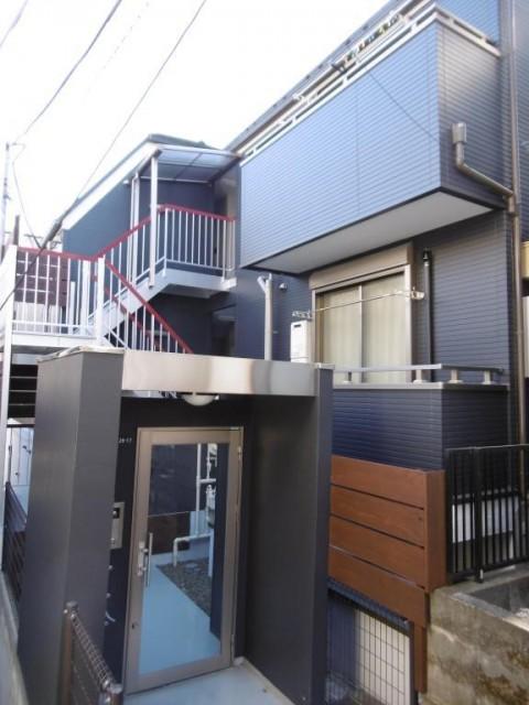 大田区南馬込6丁目 【賃貸居住】アパート