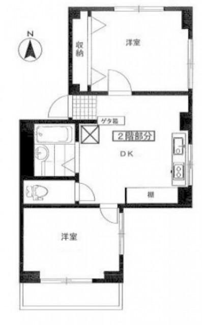 世田谷区野沢2丁目 【賃貸居住】マンション
