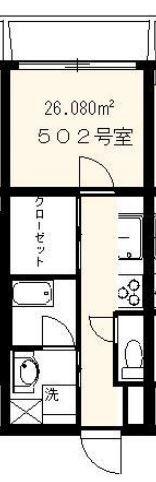 品川区西品川2丁目 【賃貸居住】マンション