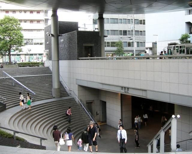 用賀駅(周辺)