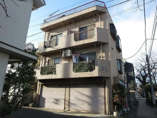 世田谷区上用賀5丁目 【賃貸居住】マンション