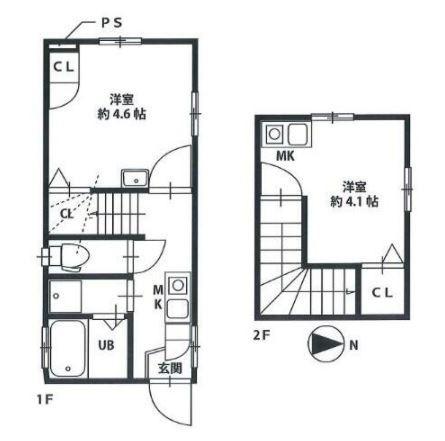 品川区西品川2丁目 【賃貸居住】アパート