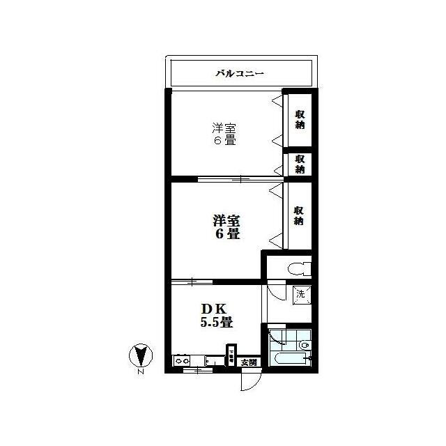 世田谷区上用賀1丁目 【賃貸居住】アパート