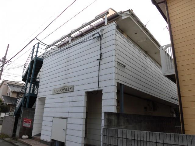 川崎市中原区上丸子天神町 【賃貸居住】アパート