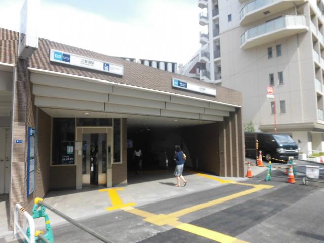 北参道駅(周辺)