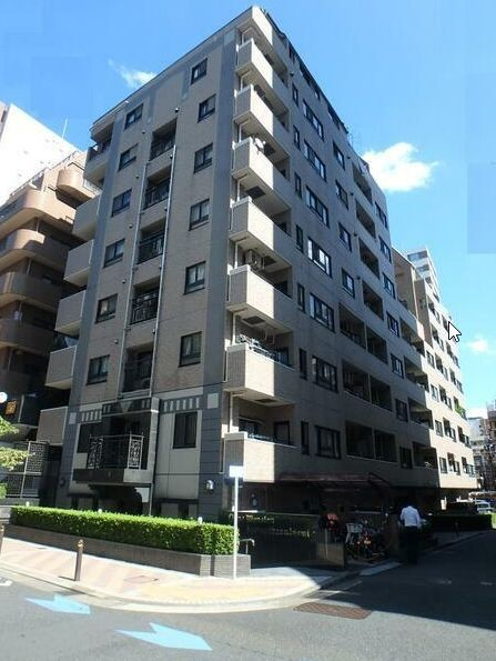 港区麻布十番3丁目 【賃貸居住】マンション