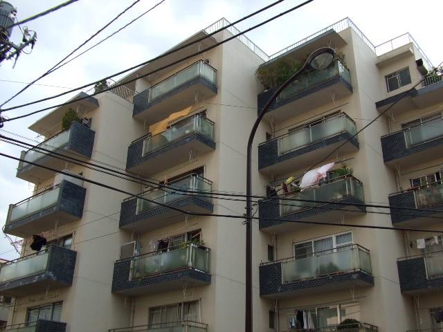 目黒区中央町1丁目 【賃貸居住】マンション