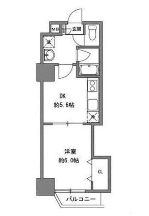 品川区南大井6丁目 【賃貸居住】マンション