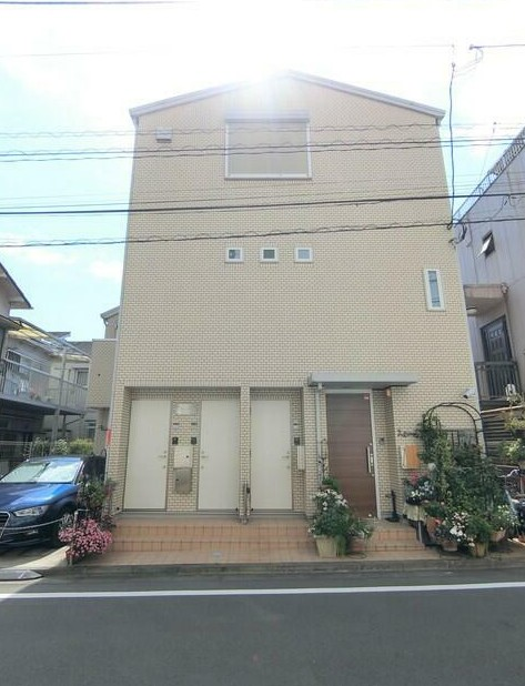 品川区平塚3丁目 【賃貸居住】アパート