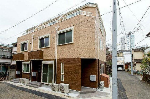 渋谷区恵比寿2丁目 【賃貸居住】テラスハウス