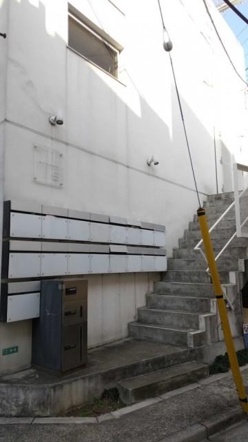 目黒区鷹番3丁目 【賃貸居住】マンション