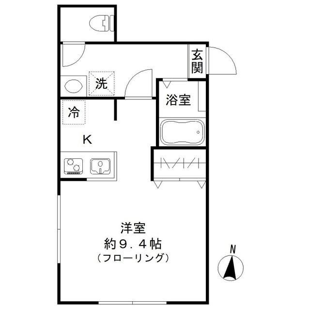 大田区大森東3丁目 【賃貸居住】アパート